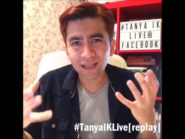 Tips Murah Rezeki Daripada IK - Irfan Khairi #TanyaIKLive[Replay]