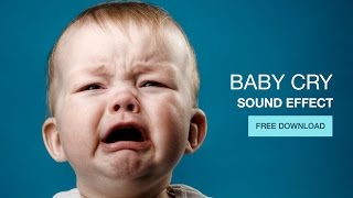 Baby Cry Long - Sound Effect - Free Download