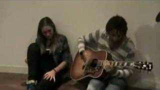 Lady Gaga - Just Dance Acoustic Cover By Emma Deigman.flv