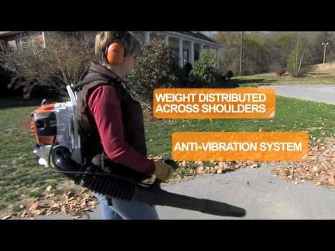 BR 200 STIHL Backpack Blower