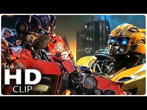 BUMBLEBEE: All NEW Clips + Full onlines (2018)