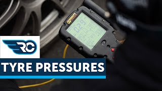 Tyre Pressure   How To FIND Your Perfect Tire Pressures [TECH TALK]