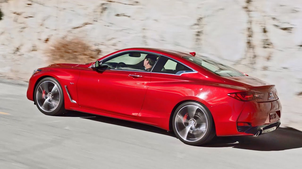 All New 2017 Infiniti Q60 Sports Coupe