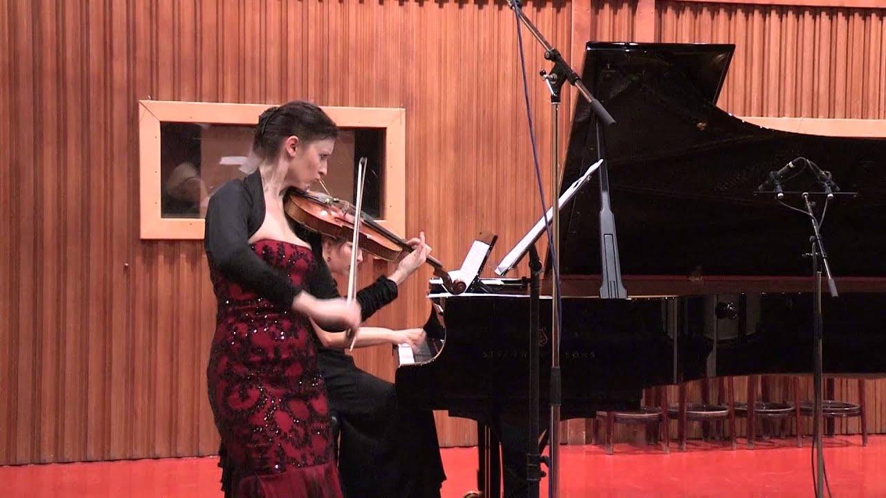Sergei Prokofiev - Violin Sonata No 1 in F minor, op.80