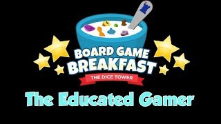 Board Game Breakfast - The Educated Gamer