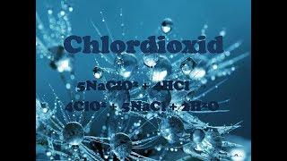 Der Super-Oxidant Chlordioxid im Gespräch — ddb Gesundheitszeit vom 20.8.17