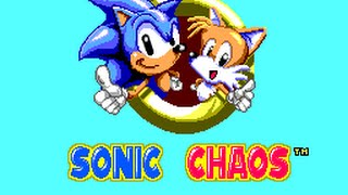 Master System Longplay [045] Sonic the Hedgehog Chaos