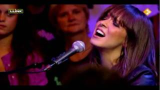 Laura Jansen - One (U2 cover) @ LLinkpop - 09-08-2010
