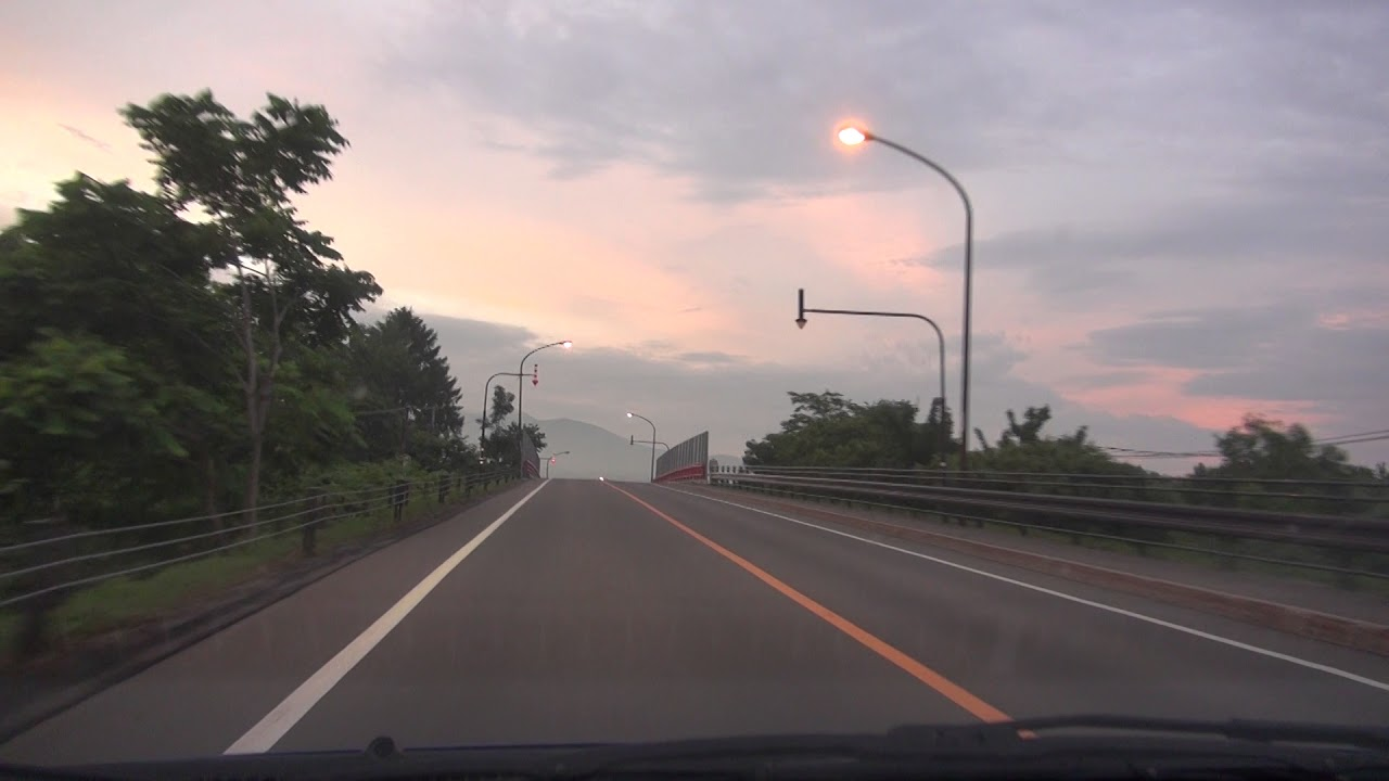 北海道道338号大沼公園線 道北海...