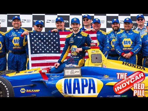 IS ROSSI THE NEXT MARIO? (Long Beach IndyCar Review)