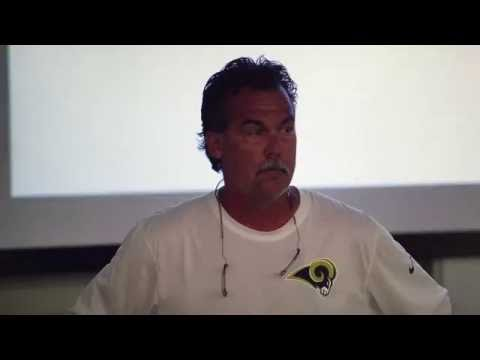 Jeff Fisher 79 BS  Hard Knocks: Training Camp with the Los Angeles Rams