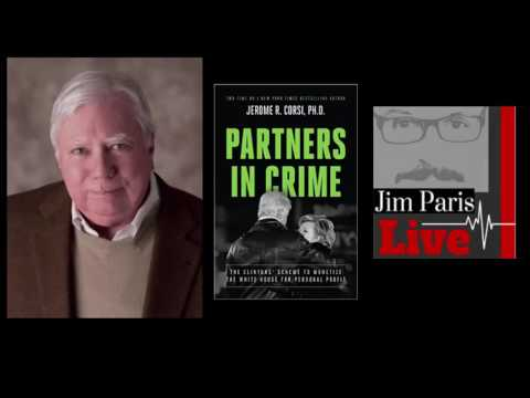The Clinton Foundation Is An Illegal Money Laundering Operation - Jerome Corsi