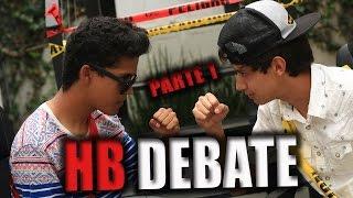 DEBATE HB PARTE 1 / Harold - Benny / #DebateHB