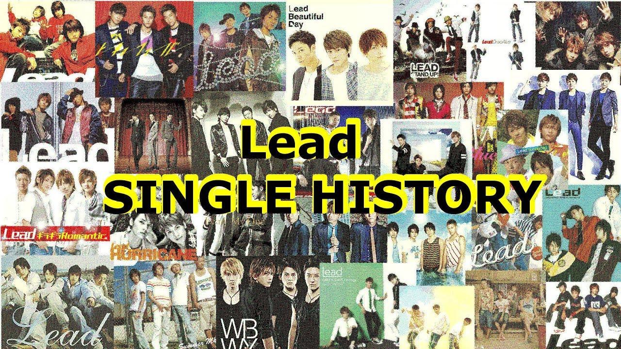 Lead SINGLE HISTORY