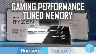 Ryzen 9 3950X vs. Core i9-9900KS Gaming, Feat. Tuned DDR4 Memory