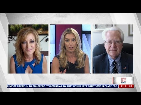 Klayman discusses Trump maybe sending McMaster to Afghanistan; Shine / Scaramucci Online Event