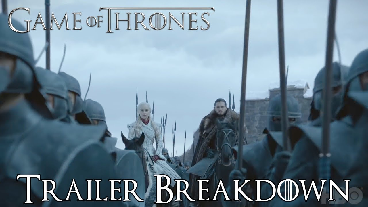 Game of Thrones season 8 leaked online? - GOT Final Season