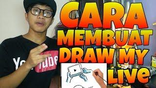cara membuat video draw my life di android