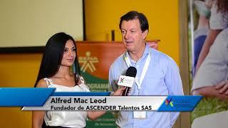 Alfred Mac Leod, conferencista del XVIII Congreso Nacional Acoset