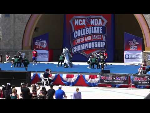 Wright State University NCA Collegiate Nationals 2016