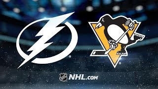 Tampa Bay Lightning vs Pittsburgh Penguins | Nov.15, 2018 | Game Highlights | NHL 2018/19 | Обзор