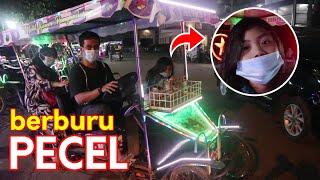 Download Rame-Rame Naik Mobil Gowes Demi B3rburu Pecel Langganan di Pangandaran !!