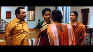 Thamirabharani Tamil Movie | Scenes | Bhanu argues with Nadhiya and Nasser | Vishal | Prabhu