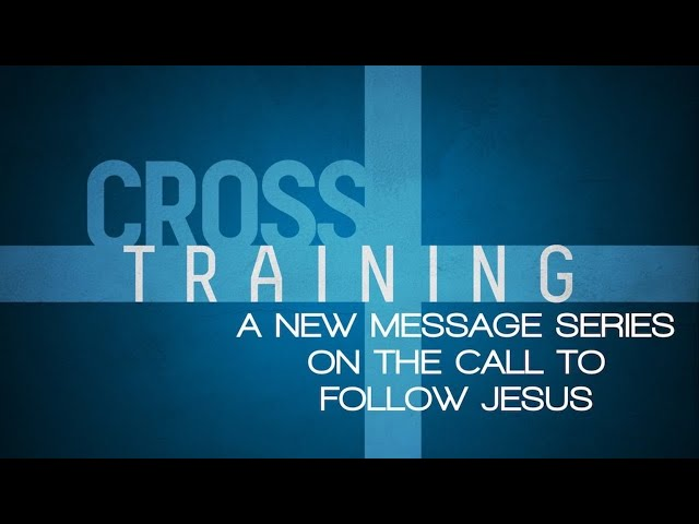 Worship for October 11, 2020 - Cross Training: Talk to the Coach