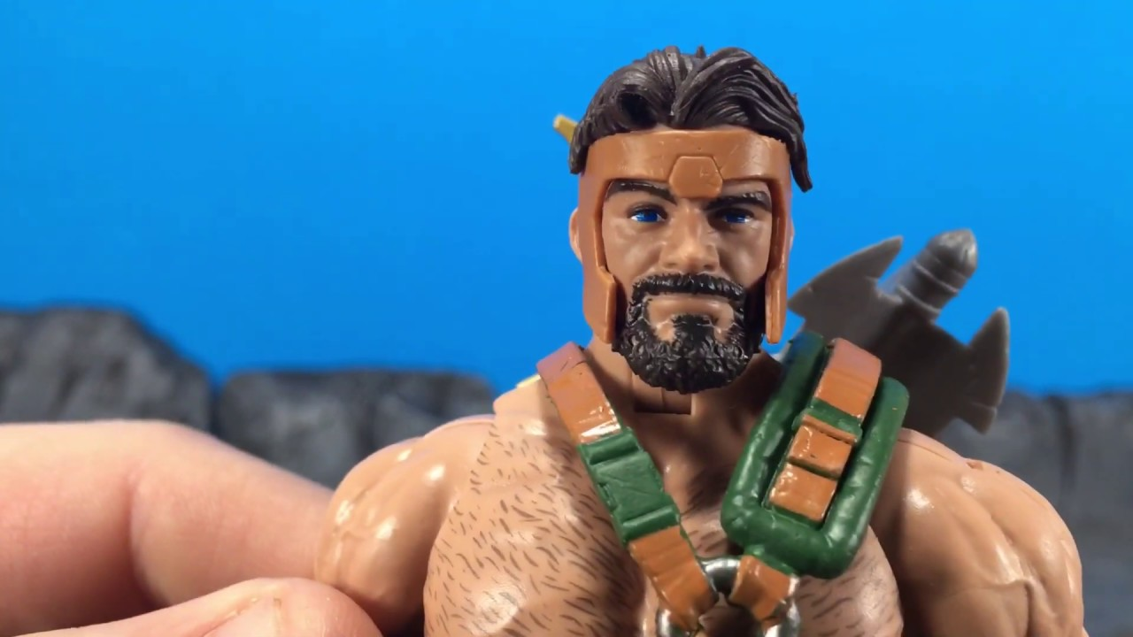 Marvel Legends 2019 Hercules figure review