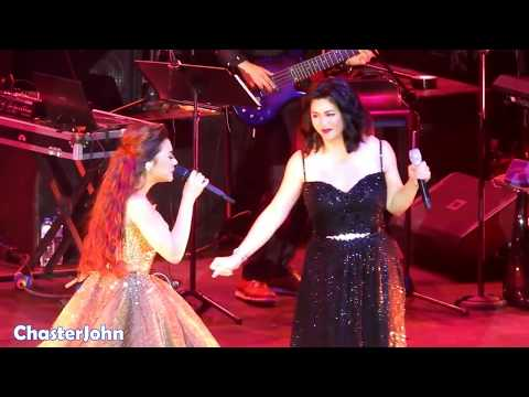 Morissette Amon and Regine Velasquez FULL DUET