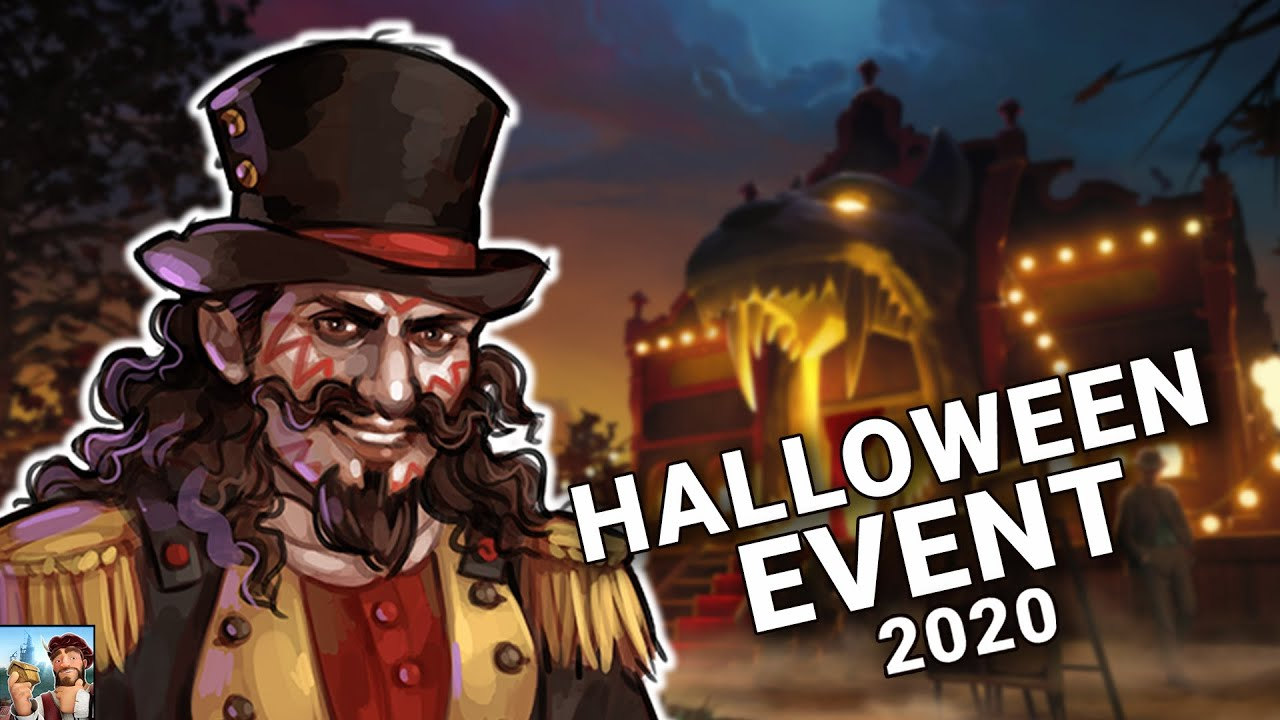 The House of Horrors comes to town! | Halloween Event 2020 | Forge of Empires