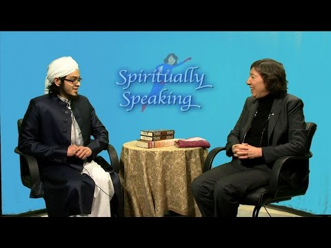 Discussion between Rabbi and Imam - Boston USA