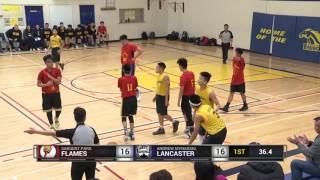 Video Junior High Basketball Championships - Sargent Park Flames Vs Andrew Mynarski Lancasters download MP3, 3GP, MP4, WEBM, AVI, FLV Agustus 2017