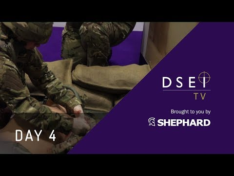 DSEI TV - Day 4