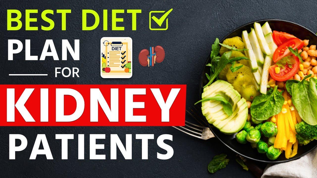 Best Diet Plan for Kidney Patients | By Dr. Puru Dhawan