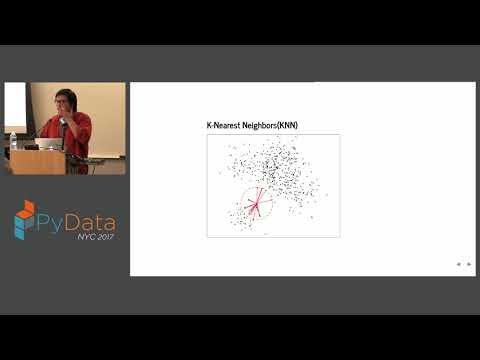 Leon Yin - Reverse image search engines using out of the box machine learning libraries