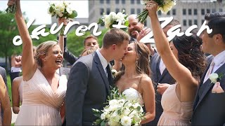 Lauren + Zach // Wedding Highlight Film // Empyrean // Fort Wayne, Indiana