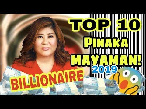 TOP 10 Richest Filipino Celebrity 2019 | Pinoy Billionaire Stars 2019