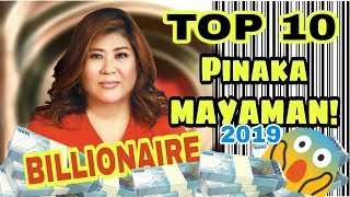 TOP 10 Richest Filipino Celebrity 2019 | Pinoy Billionaire Stars 2019