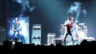 "Deathstars - ""Blitzkrieg"" - Live Support For RAMMSTEIN @ O2-World Berlin (26 November 2011)"
