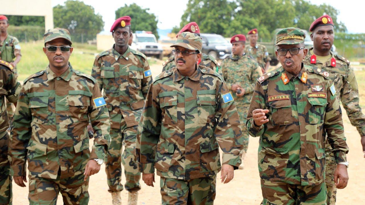Ciidamada Dowlada oo shacabkii ugu Badnaa ku dilay Mogadishu