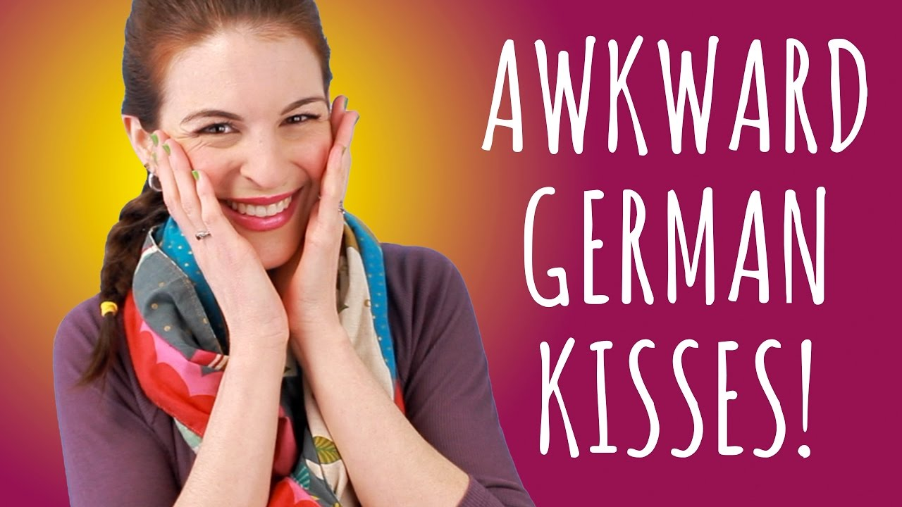 Im so awkward german cheek kisses youtube german cheek kisses m4hsunfo