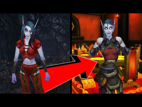 Peasant to Princess - World of Warcraft Gilneas RP (Prepatch)