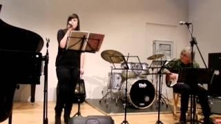 Esibizione nell'Auditorium della Nuova Scuola di Musica Vassura-Bar...