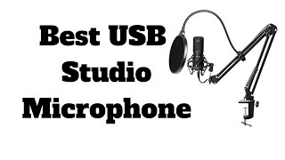 Best Cheap Microphone for YouTube Under $50