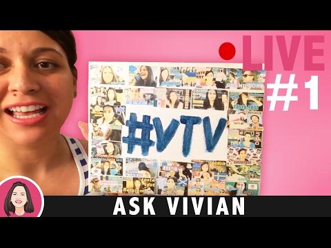 🔴 LIVE with Vivian #1  -  Secret Life of Vivian Live Stream!