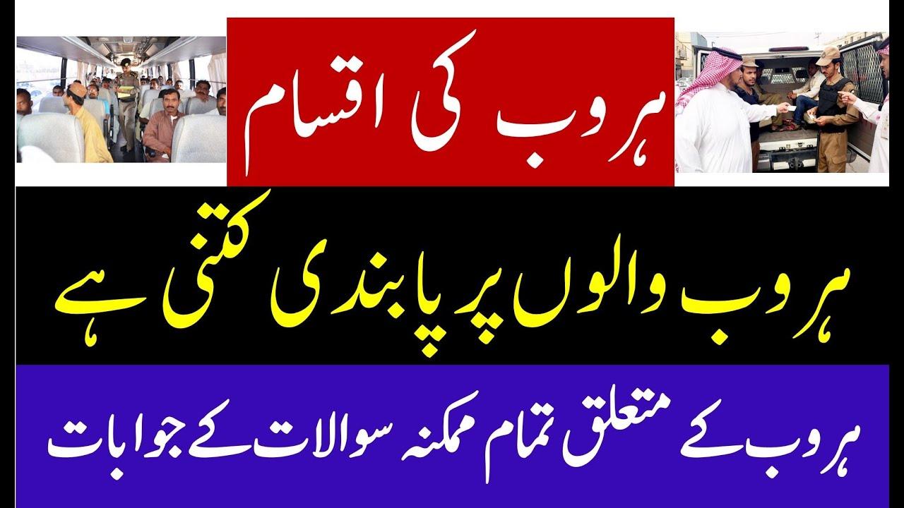 Huroob ban terms and Conditions   Huroob kaisy khatam krain   Haroob par pabandi