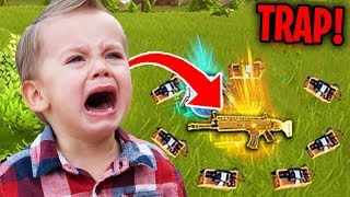 Top 10 HILARIOUS FORTNITE FAILS You Won't Believe! thumbnail