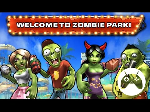 Zombie Park Battles - Android Gameplay HD