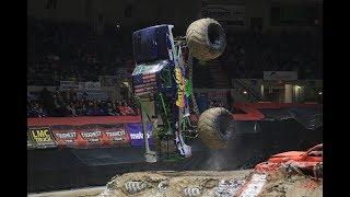 TMB TV: Monster Trucks Unlimited - Toughest Monster Truck Tour - Saginaw, MI 2018